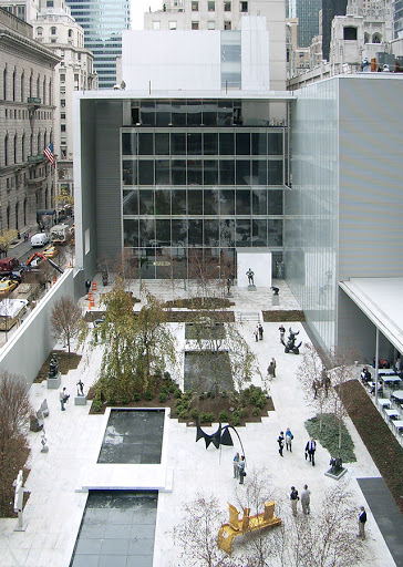 ニューヨーク近代美術館新館